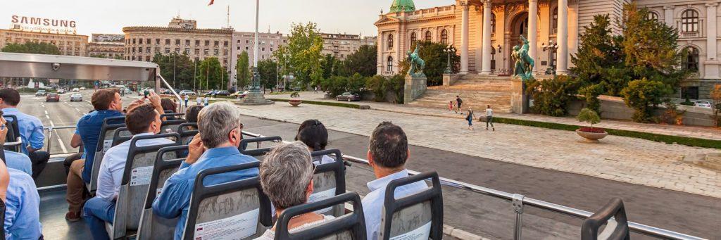 Ta sig runt i Belgrad